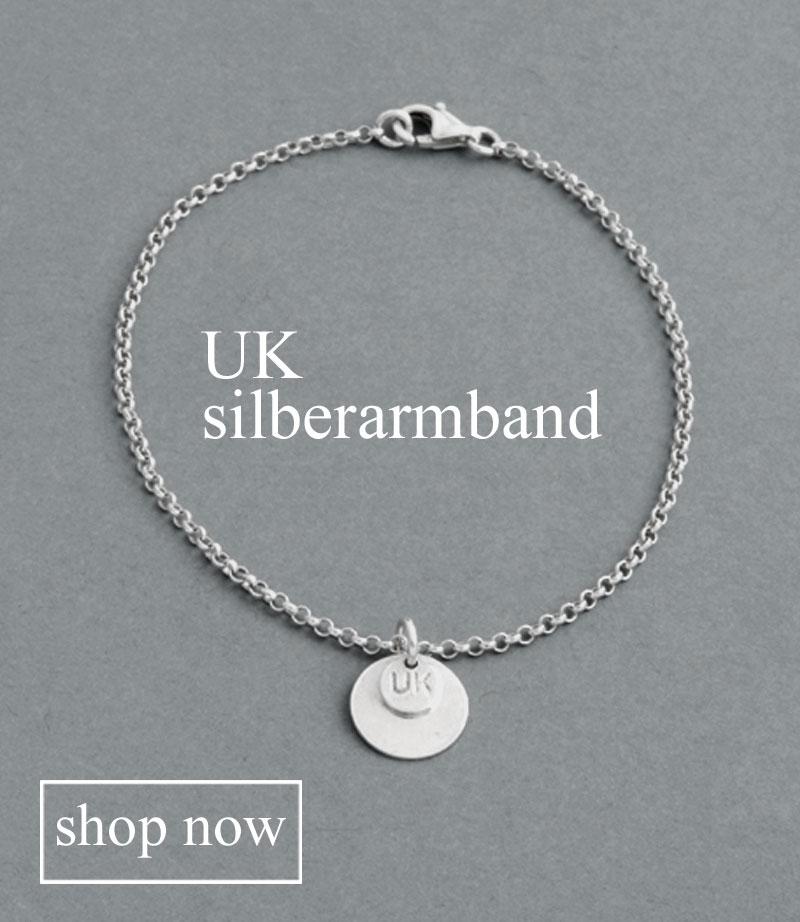UK Silberarmband