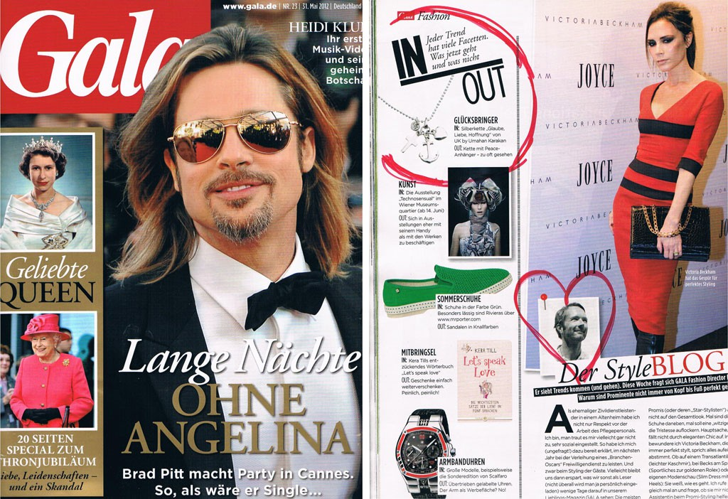 "Ausgabe: Mai 2012 - Silberkette ""Glaube, Liebe, Hoffnung"""