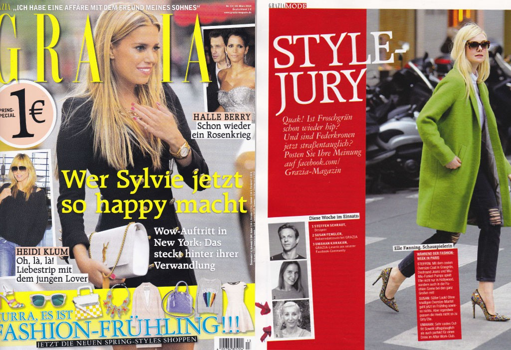Ausgabe: März 2014 - Style-Jury