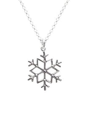Kette Snowflake