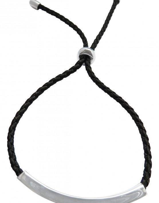 Armband Sailormade, schwarz
