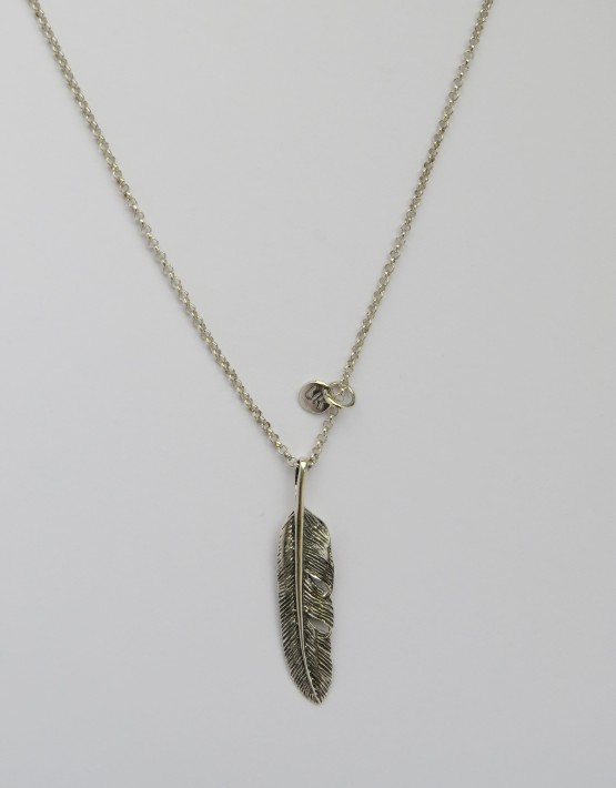 Kette Feather