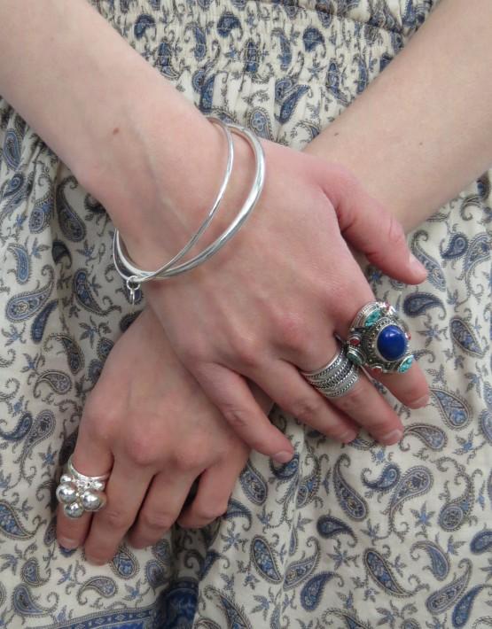 Ringe und Armreifen