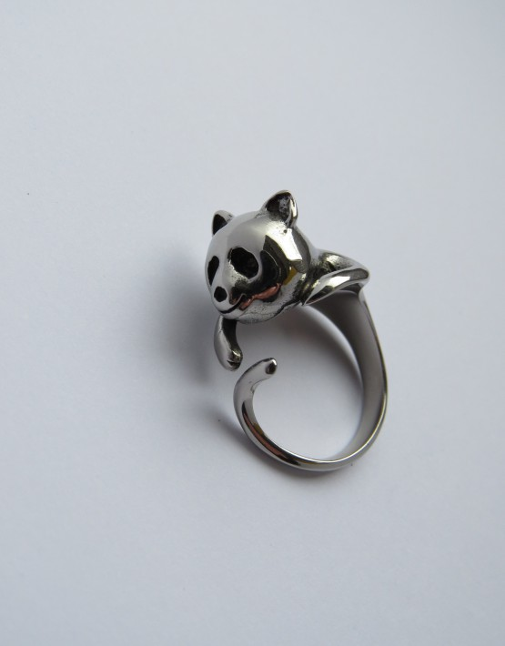 Ring Kitty Cat Front