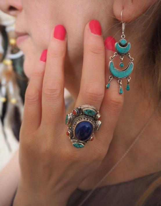 Ohrring & Ring