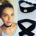Halsband Velvet