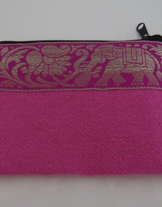 Täschen Orient, Pink